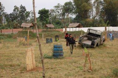 Area Pertempuran (tengah)
